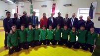 KAYSERİ ŞEKERSPOR - Kayseri Şekerspor Güreşçileri Milli Takımda