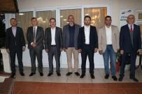 MECLIS BAŞKANı - Kdz. Ereğli TSO Üyeleri İftarda Buluştu