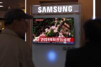 GÜNEY KORE - Kuzey Kore'den Tarihi Adım