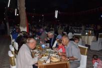 TAHIR ŞAHIN - Lapseki'de Şehit Ve Gazi Aileleri İftar Programında Buluştu