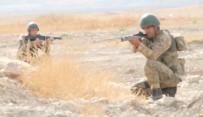 Lice'de Çatışma Açıklaması 1 Asker Yaralandı