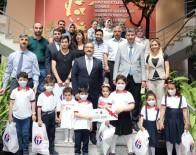 ŞAHINBEY ARAŞTıRMA VE UYGULAMA HASTANESI - Lösemi Tedavisi Gören Çocuklar Sahne Yarışmasında Ödül Aldı
