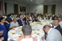 MHP Kozan İlçe Başkanlığından İftar Programı