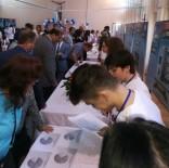 AHMET DEMIRCI - Öğrencilerin Hazırladıkları Bilimsel Eserler Spor Salonuna Sığmadı