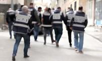 SEDAT ŞAHIN - Organize Suç Örgütlerine Yönelik Operasyonlar Yüzde 125 Arttı