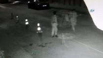 ÖLÜMLÜ - (Özel) Rögar Kapağını Çalan Hırsızlar Ölüme Davetiye Çıkarıyor