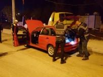 SIGARA - Polis Güven Huzur Uygulaması Yaptı