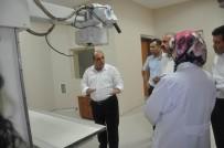 Sağlık Müdürü Ahmet Özer Sağlık Tesislerini Ziyaret Etti