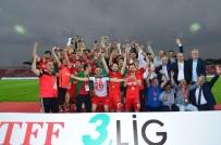 ERSIN YAZıCı - Şampiyon Bayrampaşa Kupasını Aldı