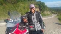 Singapur'dan Yola Çıktı, Motosikletiyle Kastamonu'ya Ulaştı