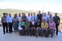 TARIM SİGORTASI - Tarhan, Doludan Etkilenen Çiftçilerle Görüştü