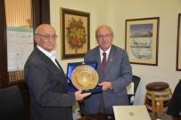 KADİR ALBAYRAK - Tekirdağ'ın Tarihi Yapıları İçin Üretilen Koruma Projeleri Değerlendirildi