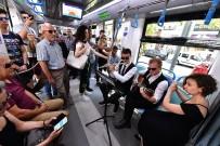 YÜKSELEN - Tramvayda Müzik Keyfi