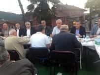 AHMET DEMIRCI - TTK Karadon Müessesesi İftar Programı Düzenledi