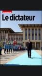 CUMHURBAŞKANLIĞI KÜLLİYESİ - Türkiye'de Seçim Öncesi Fransız Basınından Yine Skandal Paylaşımlar