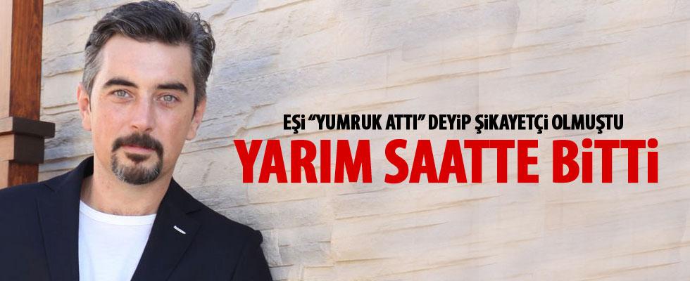 Ali İhsan Varol tek celsede boşandı