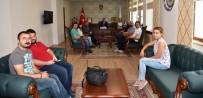 BASIN MENSUPLARI - Vali Büyükakın Basın Mensuplarının Sorunlarını Dinledi