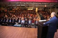 VALİ YARDIMCISI - Van'da 'Bir Bilenle Bilge Nesil' Projesi Ödül Töreni