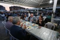 YENIKENT - Yenikent'te 4 Bin Yurttaş İftarda Buluştu