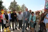 YENIKENT - Yenikent'te Kadınlardan Yıl Sonu Sergisi