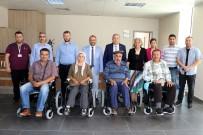 SOSYAL HİZMETLER - Yüzleri Büyükşehirle Güldü