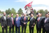 SEBAHATTİN KARAKELLE - AK Parti Erzincan Adayları Seçmeniyle Buluştu