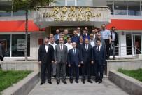 BÜYÜKŞEHİR BELEDİYESİ - AK Parti Genel Başkan Yardımcısı Sorgun Açıklaması 'Konya'daki Birlik Ve Beraberlikle İftihar Ediyoruz'
