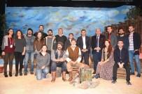 ŞEHİR TİYATROSU - Alanya Belediye Tiyatrosu Diyarbakır Yolcusu