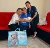 BEBEK - Aliağa'da Yeni Doğan Bebeklere 'Hoş Geldin' Hediyesi