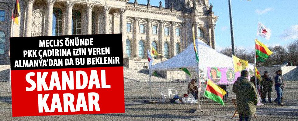 Almanya'da HDP'ye seçim mitingi izni