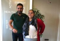 YOUTUBE - Arnavutluk'un En Kilolu Kadını İzmir'de Sağlığına Kavuştu