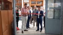 ÖĞRENCİLER - Atatürk Ortaokulu Tübitak 4006 Bilim Fuarı Açıldı