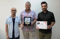 ÖZLEM ÇERÇIOĞLU - Aydın Büyükşehir Belediyesinin Tanıtım Filmine Özel Ödül