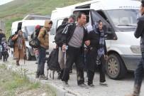 KAÇAK - Başkale'de 33 Kaçak Kaçak Yakalandı
