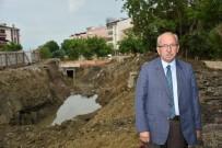 KUMBAĞ - Başkan Albayrak Süleymanpaşa'daki Çalışmaları İnceledi