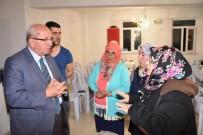 Başkan Albayrak Yeniköy Mahallesi'nde Sahur Programına Katıldı