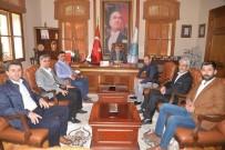 ANONIM - Başkan Can'a Hayırlı Olsun Ziyaretleri Devam Ediyor