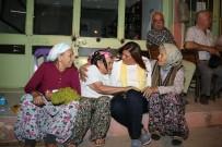 ÖZLEM ÇERÇIOĞLU - Başkan Çerçioğlu Alamut Mahallesini Ziyaret Etti
