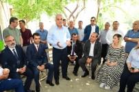 BAŞPıNAR - Başkan Sözlü, İftarını Vatandaşlarla, Sahurunu Da Jandarmayla Yaptı