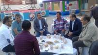 MÜSLÜMAN - Başkan Tutal, Susuz Ve Gölyüzü Mahallesi Sakinleri İle İftar Açtı