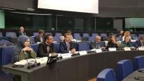 STRAZBURG - Başkan Yılmaz, Dünya Teşkilatı Toplantısı İçin Fransa'da