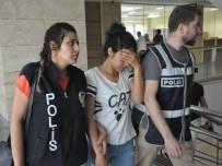 BATMAN EMNİYET MÜDÜRLÜĞÜ - Batman'da Ofis Basan Kızlardan Biri Serbest Bırakıldı
