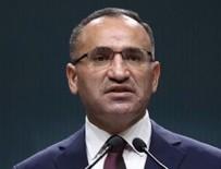SOSYAL PAYLAŞIM - Bozdağ'dan İnce'ye TRT tepkisi