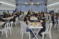 15 BİN KİŞİ - Belediye'den İftar Sofrası