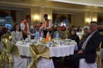 MUSTAFA CAN - Biga´Da Şehit Ve Gazi Yakınlarına İftar Verildi
