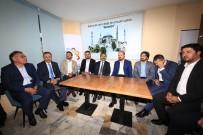 İLHAMI AKTAŞ - Bilal Erdoğan, Nevşehir TÜGVA Temsilciliğinin Açılışına Katıldı