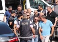 ÇELİK YELEK - Bodrum'da Organize Suç Örgütüne Yönelik Yapılan Operasyonda 9 Kişi Adliyeye Sevk Edildi