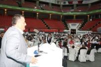 KADIR HAS - Büyükşehir Belediyesi Personel İftarları Devam Ediyor