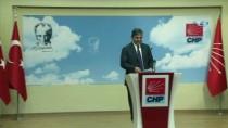 BASIN TOPLANTISI - CHP'li Erdoğdu Açıklaması 'Türkiye Ekonomisinin Önündeki Tek Umut 24 Haziran Seçimleridir'