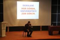 KONFERANS - Cizreli Öğrenciler, Öğrenme Stillerini Uzmanından Dinledi